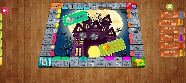 Monopoly Classic Board
