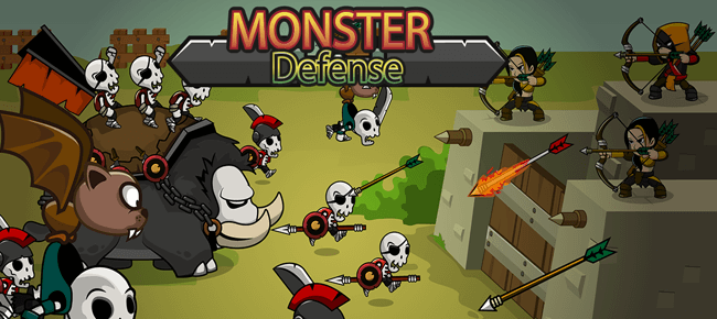 Monster Defense Unity