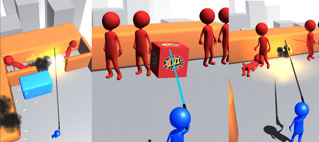 MR SPY SHOOTER 3D