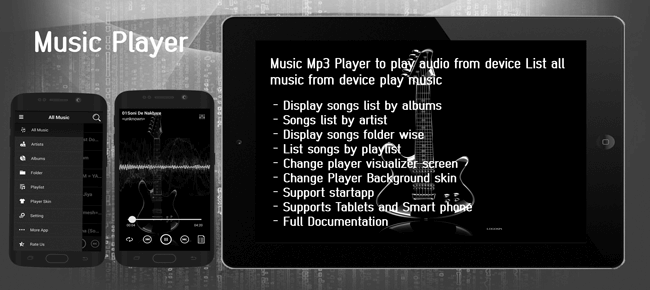 Music Mp3 Player Android