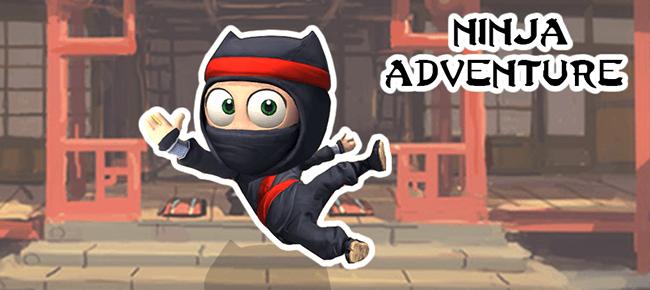 Ninja Adventure Jump