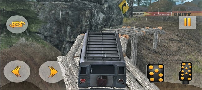 Offroad Army Truck&Jeep