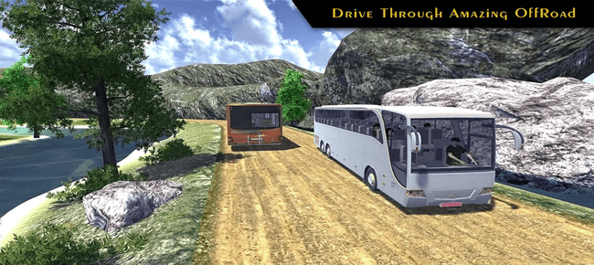 Offroad Bus Simulator