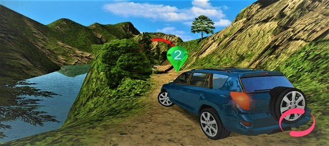 Offroad Jeep Drive Simulator
