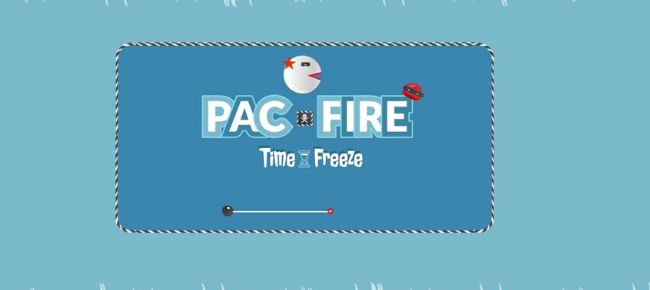 Pacman Time Freeze