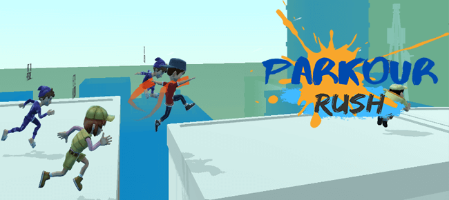 Parkour Rush, Reskinned Game Template. Ready For Launch - Sell My App