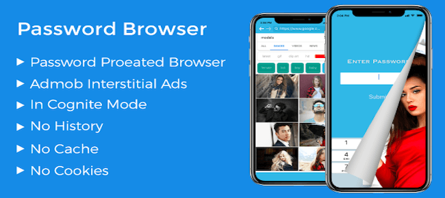 Password Browser iOS