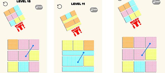Pattern Match Puzzle