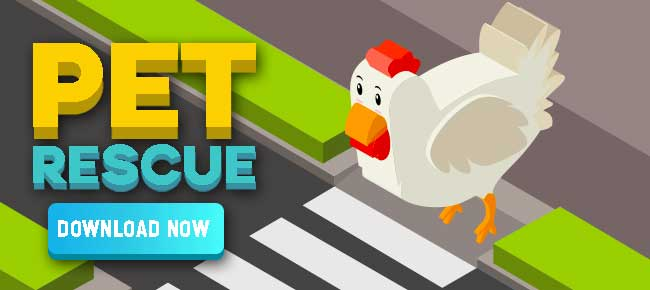 Pet Rescue 3D App Reskinned Game Template. Ready For Launch - Sell My App