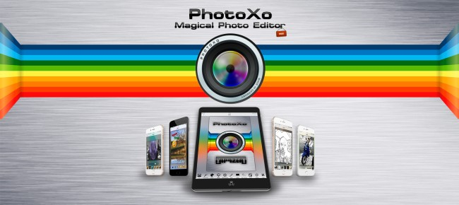 PhotoXo Magical Photo Editor App - Sell My App