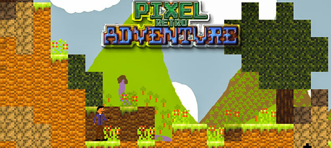 Pixel Retro Adventure