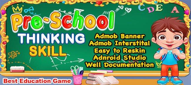 Pre School Thinking Skill