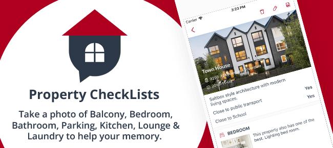 Property Checklist