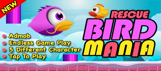 Rescue Bird Mania