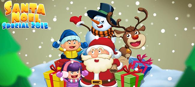 Santa Claus Noel