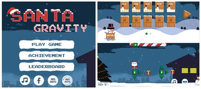 Santa Gravity