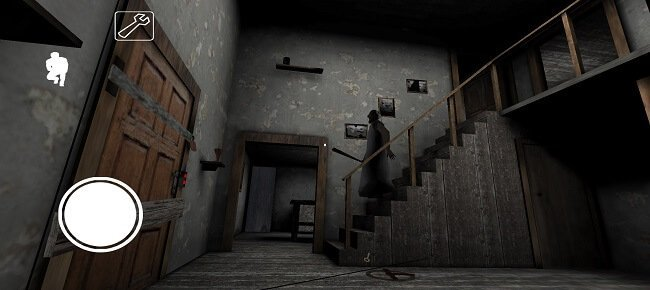Scary Granny House