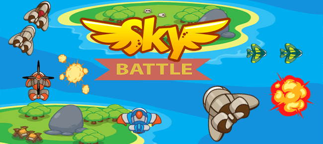 Sky Battle Unity