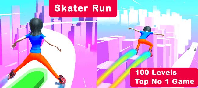 Sky Run Skater