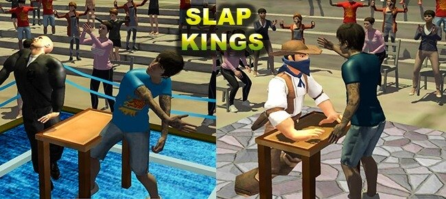 Slap Kings Game, Reskinned Game Template. Ready For Launch - Sell My App