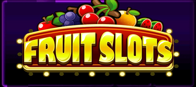 Slot Machine Fruit Casino