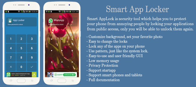 Smart App Lock Android