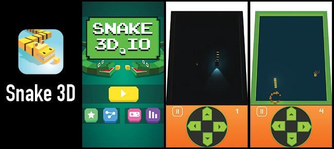 Snake3D IO