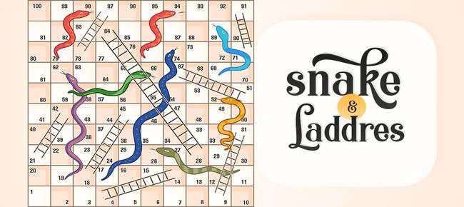 Snakes/Ladders Master
