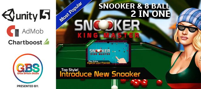 Snooker King Master