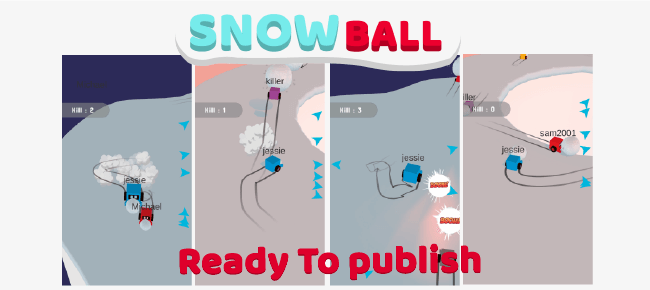 SnowBall.io Template
