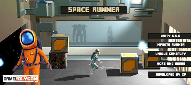 SPACE RUNNER
