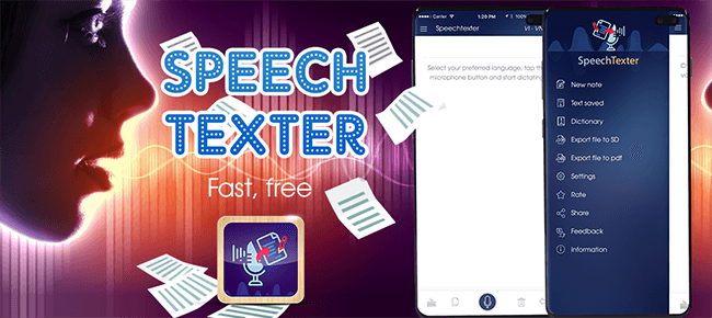Speech Texter