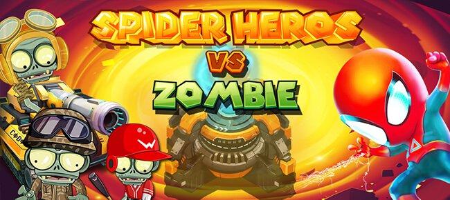 Spider Heros Vs Zombie