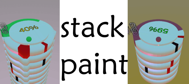 Stack Paint