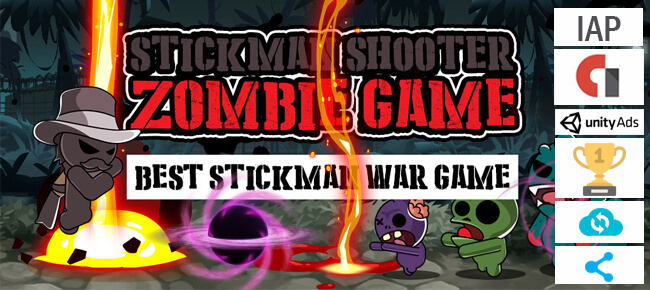 Stickman Shooter – Zombie Game