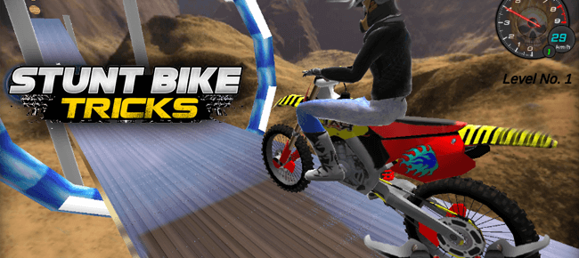 Stunt Bike Tracks Impossible