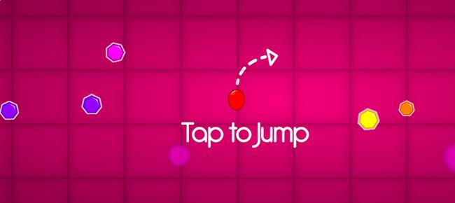 Super Ball Tap Jump