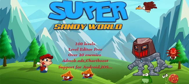 Super Sandy World Unity