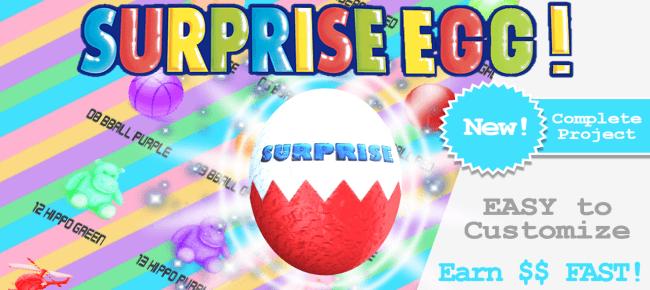 Surprise Egg