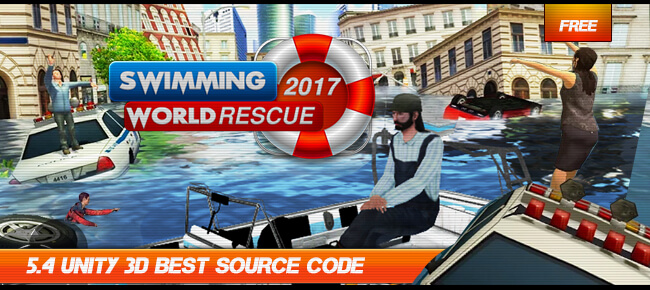 Swimming Rescue world 2017 App - Sell My App