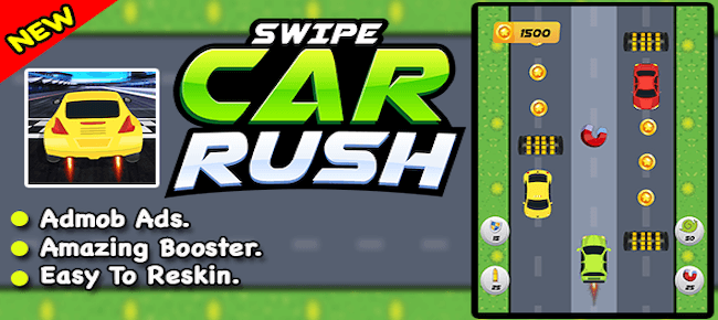 Swipe Car Rush