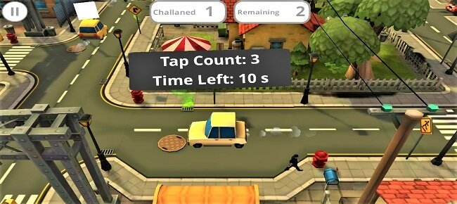 Tap Tap Car Park