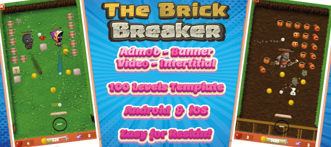 The Brick Breaker