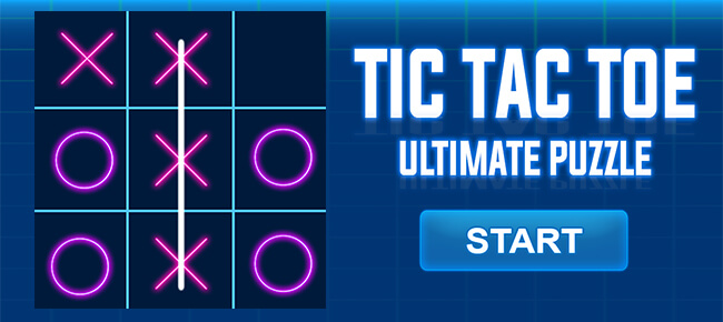 Tic Tac Toe Ultimate Puzzle