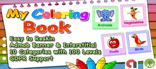 Top Coloring Book