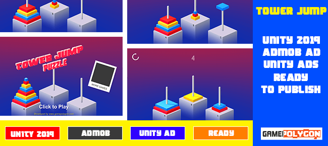 TOWER JUMP PUZZLE