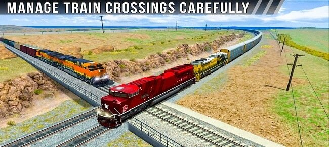 Train Simulator 3D