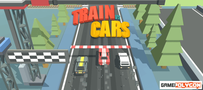 Train Vs Cars