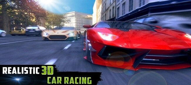 Turbo Drift Car Racing