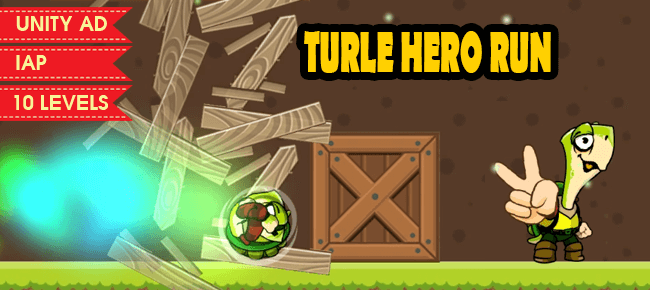 TURTLE HERO RUN